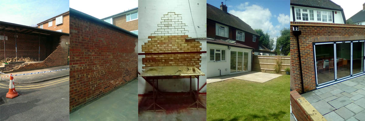 GJS Brickwork - London Based Brick work Specialists